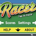 racer1 150x150 App Review: Racer by Tatem Games