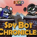 spybotchronicles1 150x150 App Review: Spy Bot Chronicles by IUGO Mobile Entertainment Inc.