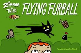 10528 FFScreen Flying Furball by zinc Roe Games