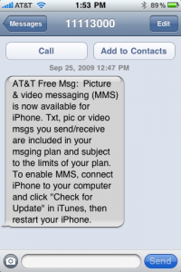 att mms alert2 200x300 AT&T Rolls Out MMS on iPhone Today (9/25)