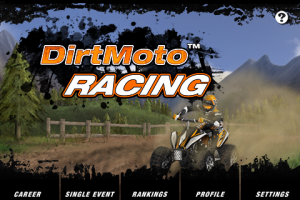 dirtmotoracing6 300x200 App Review: Dirt Moto Racing by Resolution Interactive