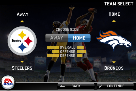 Detailed App Review: Madden NFL 10 by EA Sports : AppChatter