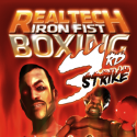 App Review: Iron Fist Boxing 3rd Strike by Realtech VR