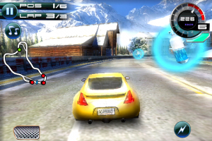 asphalt523 300x200 App Review: Asphalt 5 by Gameloft