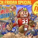 Chillingo's Black Friday Sale: Super Shock Football (Free!) and Secrets .. Mysterious Island ($0.99) [Updated]