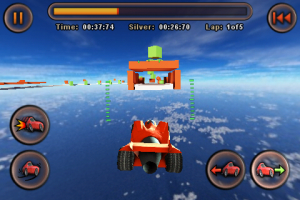 jetcarstunts26 300x200 App Review: Jet Car Stunts by True Axis