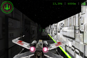 starwarstrenchrun8 300x200 App Review: Star Wars: Trench Run by THQ, inc.