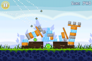 angrybirds29 300x200 App Review: Angry Birds by ClickGamer
