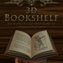 3dbookshelf1 125x125 App Review: 3D Bookshelf by Ideal Binary 