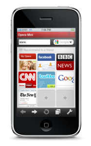 01 speed dial 187x300 Approved: Opera Mini for iPhone and iPod Touch [Updated]
