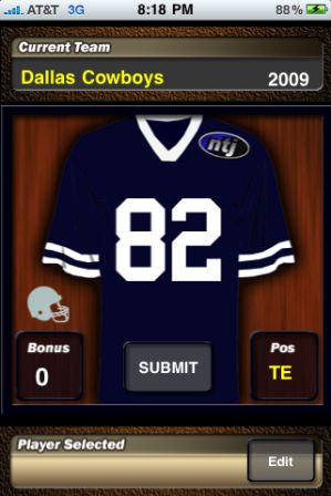 12200 c Jersey Name That Jersey Pro Football by PLR Concepts, LLC
