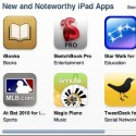 iPad Apps Hit iTunes in Storm, More Expensive Than iPhone Apps