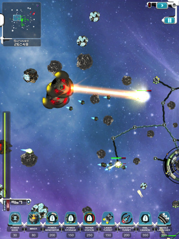 origin8 sale PR: Space Station: Frontier HD Devs Celebrate the iPads UK Launch with Sale