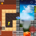 13086 Screen shot 2010 06 01 at 10.22.11 PM 125x125 PlanetOne   The 2D Platformer Game by PaulsonApps