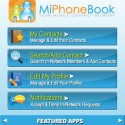 Mi Phone Book by Chris Caso