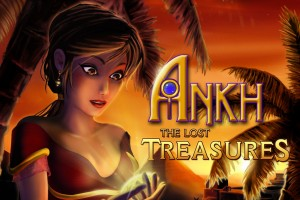 Ankh iPhoneSplashscreen 300x200 PR: With the iPhone through ancient Egypt: Ankh: The Lost Treasures is available now