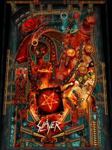 SlayerPinball 225x300 PR: SLAYER SET TO LAUNCH PINBALL APP FOR iPAD, iPHONE, and iPOD TOUCH