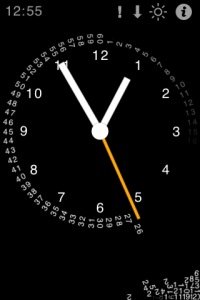 gravity011 200x300 PR: Gravity Clock 1.5   Watching the Time Pass