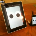 Robot or Best iPad Stand Ever?! You decide… [video]