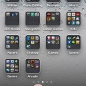 iOS 4 App Folders and Homescreen Wallpaper [iOS 4 Tour Pt. 2]