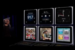iPods4gannounce27 300x200 Apple Announces New iPod Shuffle and Nano