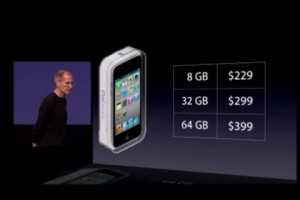 iPods4gannounce37 300x200 Apple Announces New iPod Touch, Complete with Front/Rear Cameras