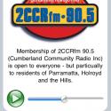 2CCR FM by Nicholas Cooke