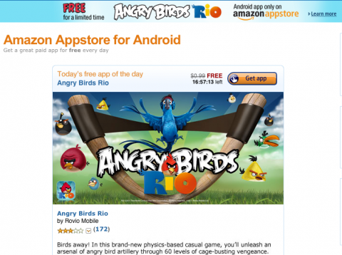 amazonappstore screen 480x358 Apple Sues Amazon over App Store