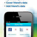 Sync Pro for facebook by thumbsoft