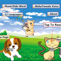 Animal English Reader HD by Nicholas Moon