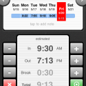 TimeClock (location-based) by Artem Grinstein