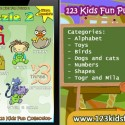 16914 2 KFP screen 2 125x125 123 Kids Fun Puzzle 2 by RosMedia