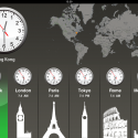 World Clock HD Free for iPad by thumbsoft