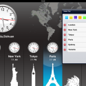 Global Clock for iPad by thumbsoft