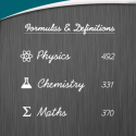 17244 Screenshot 1 125x125 Physics Chemistry Maths Formulas: Formula MAX by Mallow Technologies Private Limited