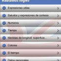 123 Hablamos Inglés – Spanish English Audio Phrasebook by RosMedia