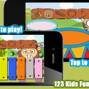 17298 screen1 125x125 123 Kids Fun Music HD   Free by RosMedia