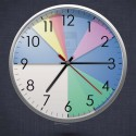 17394 1. day clock Clockonizer 125x125 Clockonizer by Tastaq, Inc.