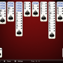 Spider Solitaire Free for iPhone and iPad by thumbsoft