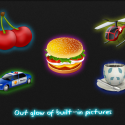 17629 3 125x125 Glowing Text by thumbsoft