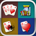 17632 512图标 125x125 4 in 1 free for Solitaire by thumbsoft