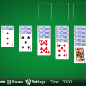Real Solitaire HD Free for iPhone by thumbsoft