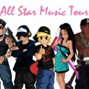 All Star Music Tour by 1 Republic Mobile Ltd.