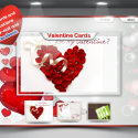 Valentine's Day Mail Cards for Love Greetings and Invitations by UcoM Multios
