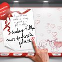 18109 3 125x125 Valentines Day Mail Cards for Love Greetings and Invitations by UcoM Multios