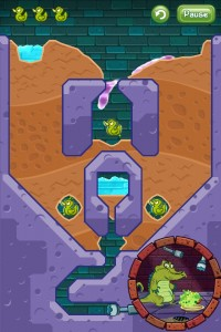 Wheres My Water1 200x300 App Review: Wheres My Water? by Disney
