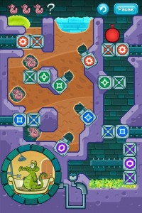 Wheres My Water8 200x300 App Review: Wheres My Water? by Disney