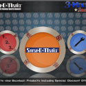 3- Minute Baseball by Strat-O-Matic Media LLC.