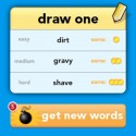 Draw Something4 125x125 App Review: Draw Something by OMGPOP