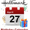 18651 Hallmark Birthday logo 125x125 Hallmark Birthday Calendar by Flogs.com